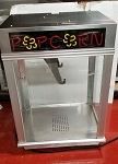 8oz Popalot Popcorn Machine with Neon Sign  (USED)