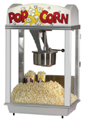 8oz & 12oz Popcorn Machines