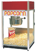 6oz Popcorn Machines