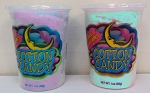 SPECIAL Flavors -(24/case) SweetDreams Cotton Candy Containers Filled