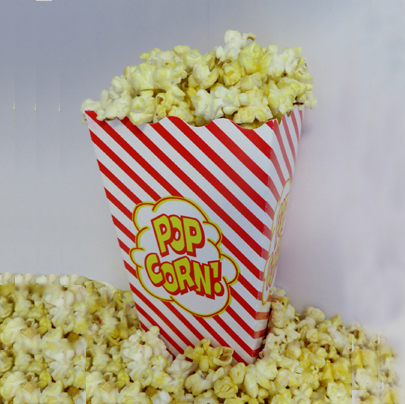 Popcorn Boxes, Bags, Cups .......