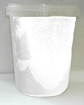 Powdered confectioners sugar 1.5LB tub