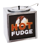 Hot Fudge Warmer Dipper Style