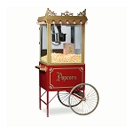 14oz Antique Citation Popcorn Machine