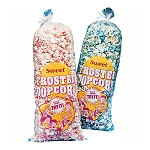 Frosted Popcorn Bags