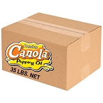 Canola Oil 35lb Bag in Box