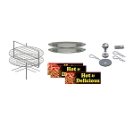 Combo Pretzel/Pizza Rack for 5550