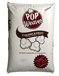 Mushroom 50lb Bag  Popcorn Kernel (Caramel and Sweet)