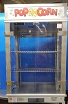 Astro Popcorn Staging Cabinet-  Used