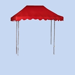 2144 Awning with Frame & Poles