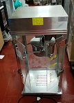 12oz Popcorn Machine with Lighted Sign Used
