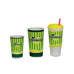 16oz Cup 1000/Case Lemonade Print