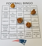 Football Snack Bingo Kit