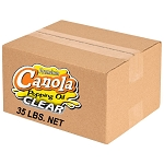 CLEAR CANOLA OIL 35# BAG N BOX