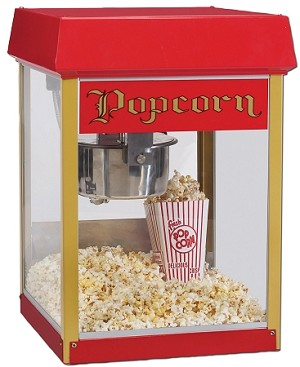 4oz Fun Pop Popcorn Popper Gold Medal