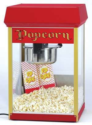 2408 8oz popcorn machine