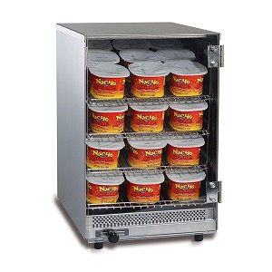 compact portion nacho cheese warmer