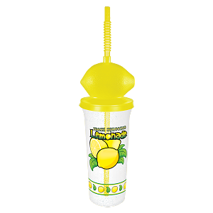 32oz Lemon Top Cup