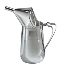 5109 - Stainless Steel Funnel Cake Pouring Pitcher