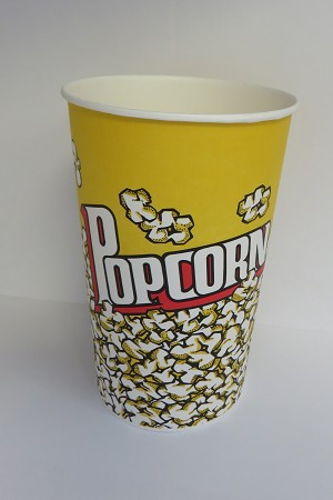 46oz Cups Popcorn 500/case