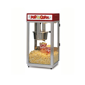8oz Super 88 with Lighted Sign Popcorn Machine