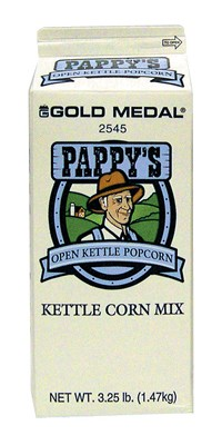 Pappy's Kettle Corn Mix