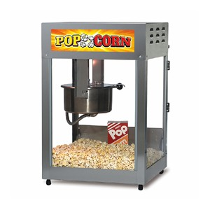 2552 12oz/14oz popcorn machine