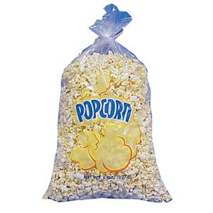 VALUE SIZE POPCORN BAG 500