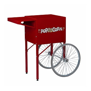 Two Wheel 6oz Popcorn Cart