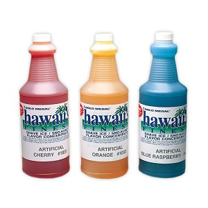 Concentrated Snow Cone Syrup