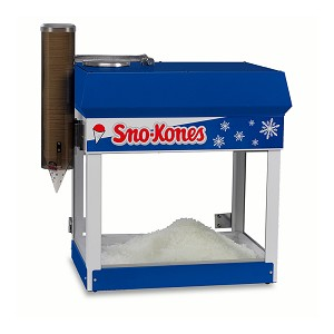 Snow Master Snow Cone Machine