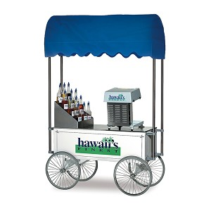 Shave Ice Wagon